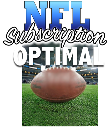 NFL Subscription OPTIMAL